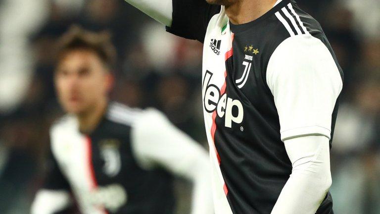 Роналдо е във великолепна форма и напоследък вкарва във всеки мач