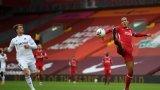 Ван Дайк изтърпя много критики за грешката срещу Лийдс.