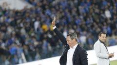 """Славиша Стоянович успя да промени облика на Левски за кратко време. """"Сините"""" още не играят като завършен отбор, но изглежда са на прав път и имат сериозен потенциал"""
