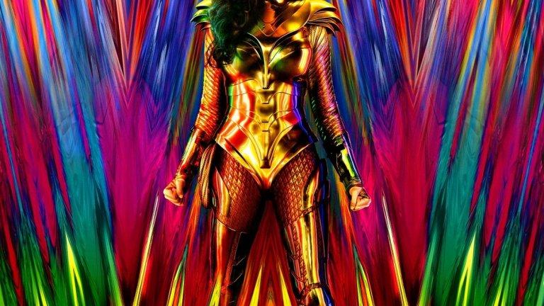 """Wonder Woman 1984  Премиера: юни 2020 г.   """"Жената-чудо"""" на Пати Дженкинс беше един от хитовете на филмовата 2017 г. и се превърна в най-силния касов успех на продукция от линията на DC Comics, чийто главен герой не е Батман или Супермен. Детайлите около сюжета засега са оскъдни, но се знае, че продължението с Гал Гадот се прехвърля напред във времето на Студената война, за да влезе в сблъсък със смъртоносната си противнича """"Чита""""."""
