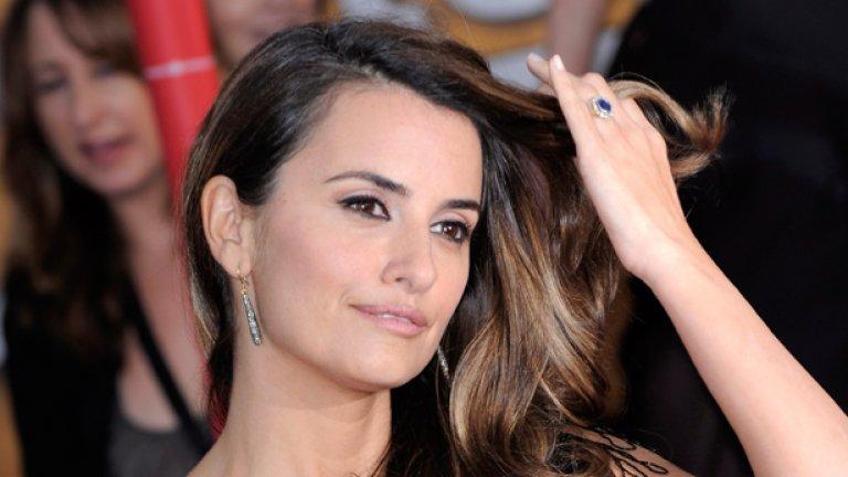 """Пенелопе Крус ще играе и в новия филм на Серджо Кастелито """"Venuto al mondo"""" (""""На бял свят"""")"""