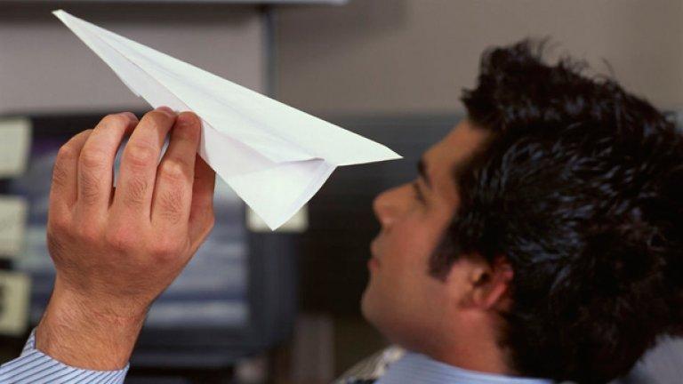 Има едни типове, дето са готови да се заемат с всяка задача в офиса - останалите просто не ги понасят...