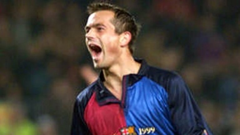 Филип Коку (Холандия). 6 години (юли 1998 - юли 2004). 292 мача, 37 гола