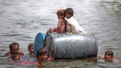 Наводненията не са рядкост в Пакистан, жертвите винаги са много