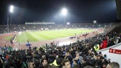 Разпродадоха билетите за Левски - ЦСКА