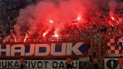 Навиячите на Хайдук трудно ще преглътнат срама.