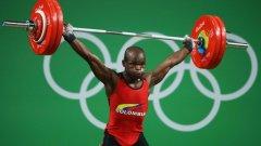 Роа бе седми в Рио в категория до 69 килограма.
