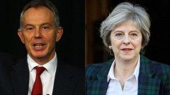 Бивш и настоящ премиер в остър сблъсък за Brexit