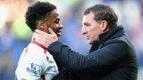 Роджърс обясни точно защо Стърлинг напусна Ливърпул