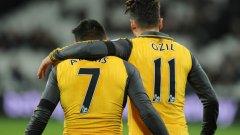 Ще успее ли Арсенал да задържи двете си големи звезди?
