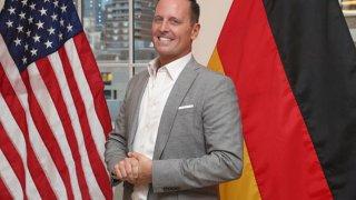Ричард Гренел - новият посланик на САЩ в Германия - успява да разгневи и леви, и десни в Берлин