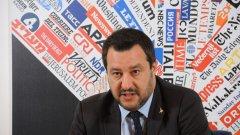 Опасното ново лице на Италия на Салвини