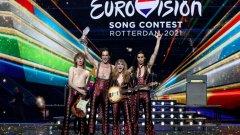 Четиримата стават известни в Италия с участие в X Factor, който не печелят. Сега обаче покориха най-големия музикален конкурс на Стария континент.