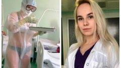 Мнозина обаче излязоха в защита на 23-годишната Надежда Жукова