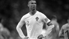 Роналдо беше бесен в края