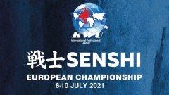 Състезатели от 15 държави излизат на първото Открито Европейско първенство на Професионалната лига на KWU