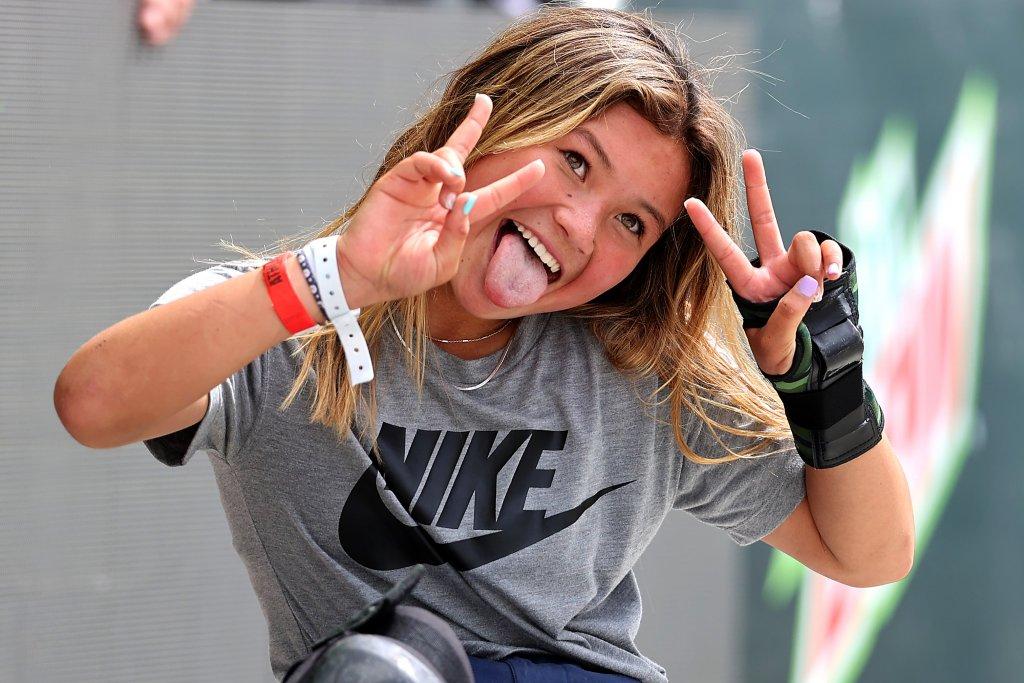 Тя е само на 13, възстанови се от ужасно падане, а сега ще чупи рекорди на Олимпиадата