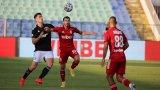ЦСКА надви 48-ците след ВАР дузпа и драма с два обрата и шест гола
