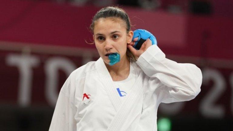 Перфектна Ивет Горанова донесе още един медал за България!