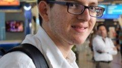 Йордан Цветков разказва за първия си робот