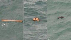 Останките от самолета на AirAsia бяха открити във вторник, два дни след изчезването на полет QZ8501