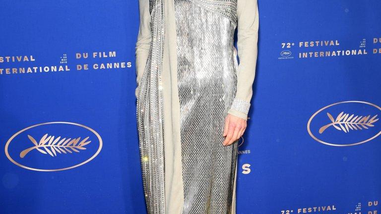 Тилда Суинтън е сред звездите на филма The Dead Don`t Die.