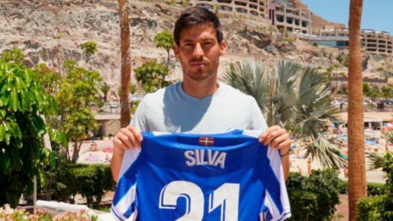 Давид Силва беше представен в новия си отбор, но се оказа с коронавирус