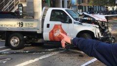 Ислямска държава пое отговорност за атентата в Манхатън