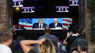 На какво обърнаха внимание в телевизионните си изказвания си кандидатите за президент на САЩ