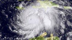 Матю - ураган от четвърта степен по петстепенната скала на Сафир-Симпсън