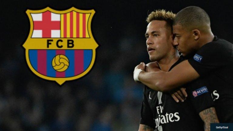 Завръщането на Неймар в Барселона изглежда все по-възможно