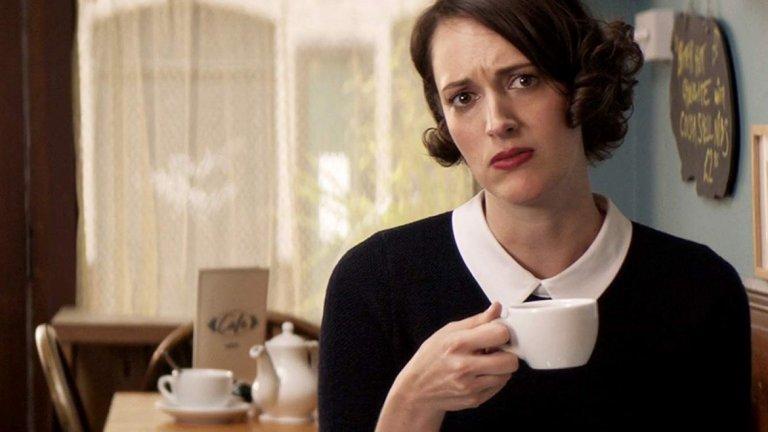 """Най-добра актриса в комедиен сериал: Фийби Уолър-Бридж, """"Fleabag"""""""