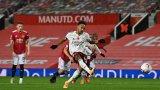 Арсенал си тръгна с трите точки от гостуването на Юнайтед
