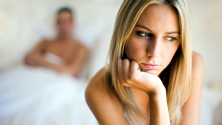 Със стоновете си жените манипулират мъжкото поведение в своя полза