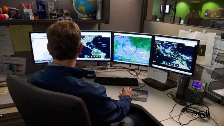 За пръв път компютърна анимация ще анализира информация от радарите, за да пресъздаде последните минути на полета