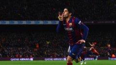Луис Суарес донесе победата на Барселона в Ел Класико №230