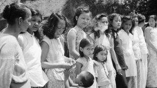 Проститутките на японската армия през Втората Световна война