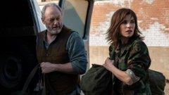 """Новата роля на ирландският актьор Лиам Кънингам е в сериала на National Geographic за болестта ебола """"Гореща зона""""."""