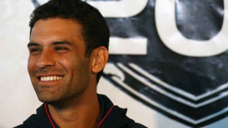 Рафаел Маркес (Ню Йорк Ред Булс, 2010-2012 г.) Шампион: 2006 г. (Барселона – Арсенал 2:1)