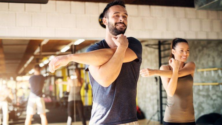 Пет съвета за правилно загряване преди тренировка