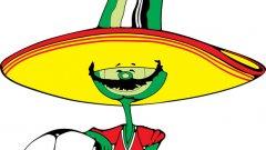 1986 г. - Талисманчето на Мондиал 1986-а се казваше Пике и беше лютиво мексиканско чили чушле. С големи мустаци, както подобава на мексиканец! Един от най-готините в галерията...