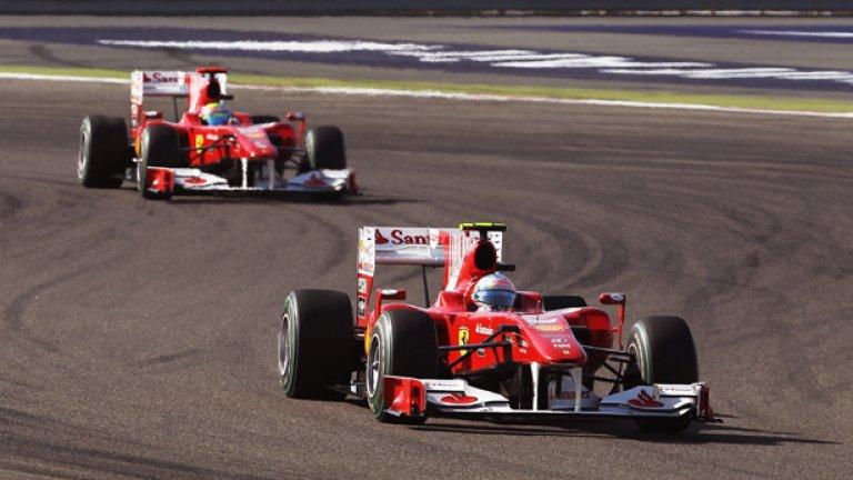 От двойната победа на Ferrari в Бахрейн измина много време