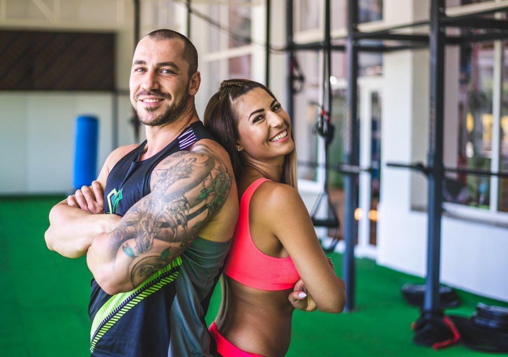 Ако тази млада двойка не може да ви вдъхнови за повече движение, спорт, дисциплина и здравословен начин на живот, никой няма да успее.
