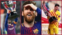 Меси в Барселона - една велика история! (галерия)
