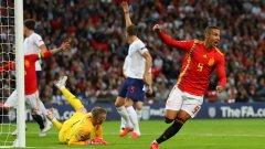 Родриго получи титулярно място в атаката на Испания и се отблагодари с гол и силна игра