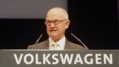 Босът на VW Фердинанд Пийх не одобрява участието на концерна във Формула 1