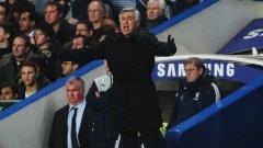 Влезте в ролята на Карло Анчелоти и изберете състава за утрешното дерби с Манчестър Юнайтед