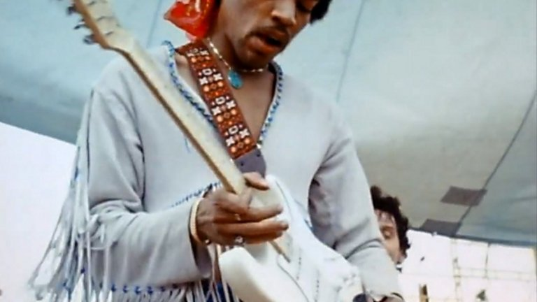 Оригиналният фестивал се смята за едно от най-важните културни събития на миналия век. В него участват Джими Хендрикс, The Who, Creedence Clearwater Revival и др.