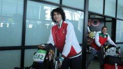 """""""Пожелавам на всеки един спортист, няма значение в какъв спорт е, да се труди колкото е нужно, за да успее да се класира на олимпийски игри"""", каза Иванов."""