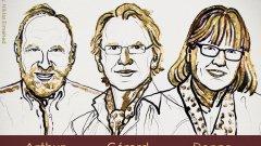 Трима физици получиха отличието тази година